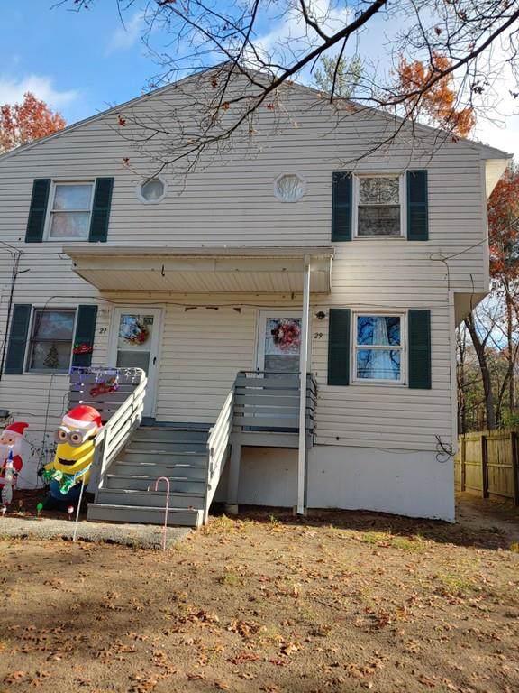 27-29 Oakwood Ter, Springfield, MA 01109 (MLS #72593097) :: Westcott Properties