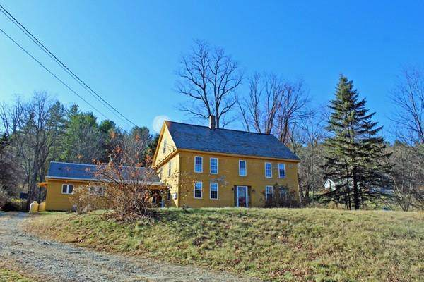 731 Shelburne Falls Road, Conway, MA 01341 (MLS #72593257) :: Trust Realty One