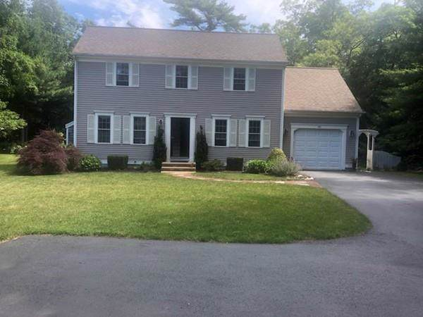 40 Clipper Circle, Sandwich, MA 02563 (MLS #72593374) :: Primary National Residential Brokerage