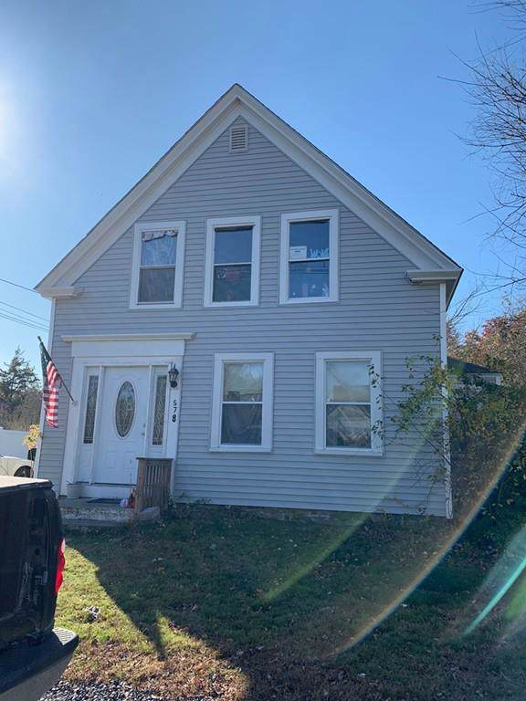 578 North Main St., Raynham, MA 02767 (MLS #72593860) :: DNA Realty Group