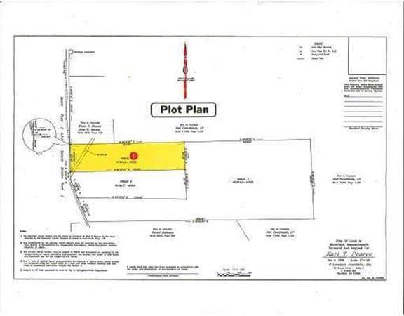 25 Sperry Rd    Lot 1, Blandford, MA 01008 (MLS #72595085) :: The Muncey Group