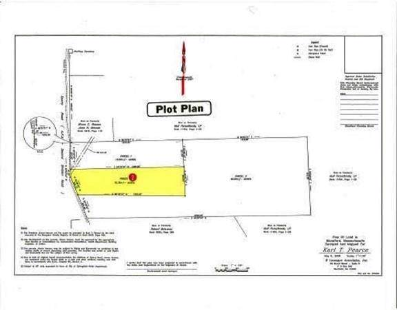 25 Sperry Rd   Lot 2, Blandford, MA 01008 (MLS #72595088) :: The Muncey Group