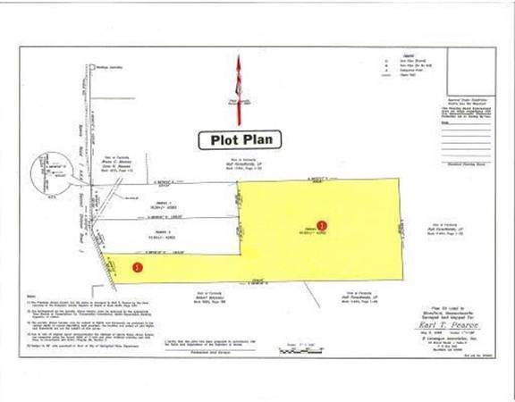 25 Sperry Rd  Lot 3, Blandford, MA 01008 (MLS #72595094) :: The Muncey Group