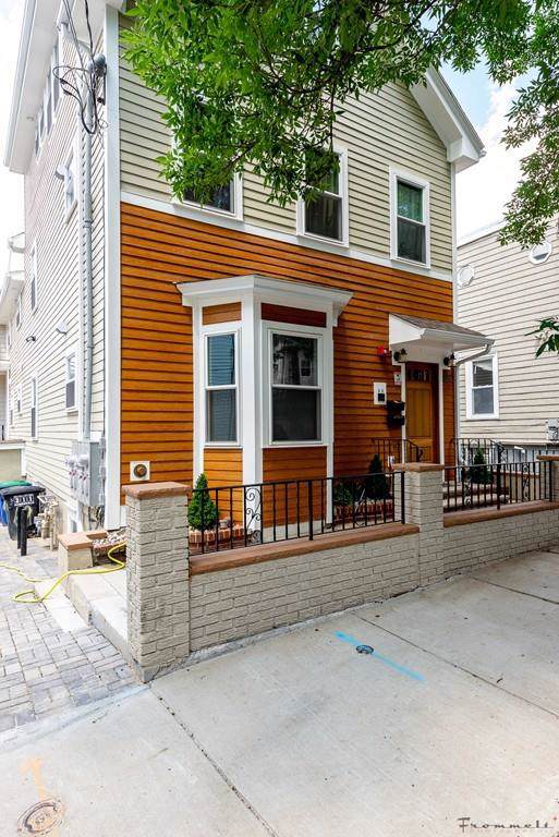 69 Rush Rear B, Somerville, MA 02145 (MLS #72595239) :: The Muncey Group