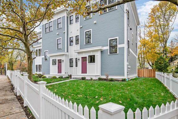 105 Call Street #105, Boston, MA 02130 (MLS #72597066) :: Conway Cityside
