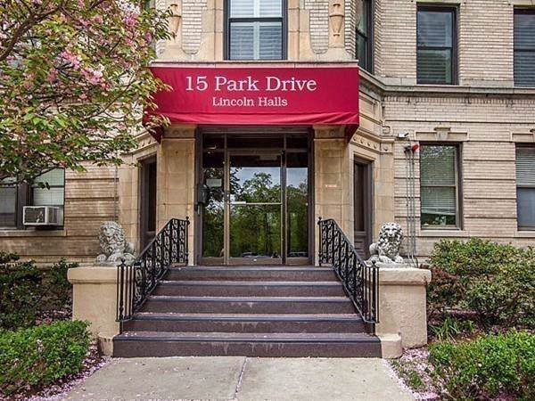 15 Park Drive #32, Boston, MA 02215 (MLS #72597136) :: Berkshire Hathaway HomeServices Warren Residential