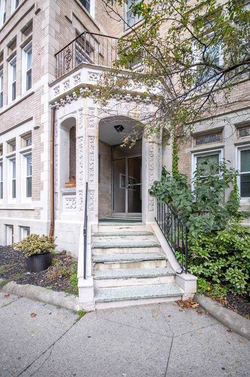 3 Englewood Ave 1B, Brookline, MA 02445 (MLS #72598285) :: Berkshire Hathaway HomeServices Warren Residential