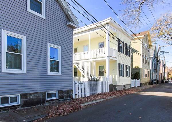 14 Herbert Street #2, Salem, MA 01970 (MLS #72598476) :: Exit Realty