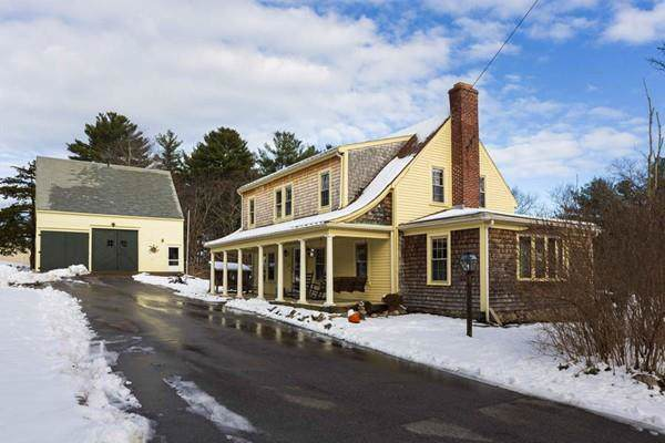 246 Old Oaken Bucket Rd, Scituate, MA 02066 (MLS #72598541) :: The Gillach Group