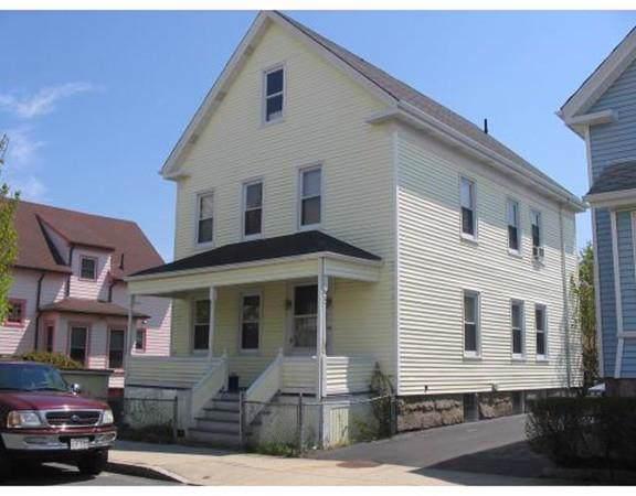 224 Arnold St, New Bedford, MA 02740 (MLS #72598629) :: RE/MAX Vantage