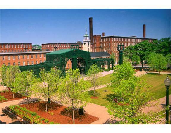 130 John #201, Lowell, MA 01852 (MLS #72598726) :: Conway Cityside