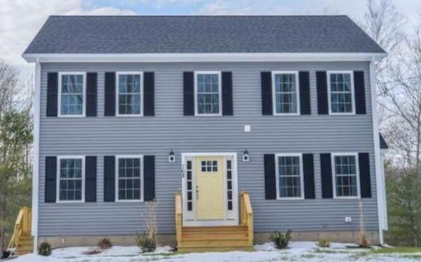 Lot 1 Oak St, Dighton, MA 02764 (MLS #72598732) :: Westcott Properties
