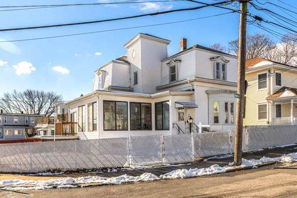 233 Bradstreet Ave, Revere, MA 02151 (MLS #72598901) :: Exit Realty