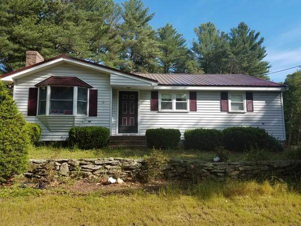 711 Forest St, Bridgewater, MA 02324 (MLS #72598932) :: Driggin Realty Group