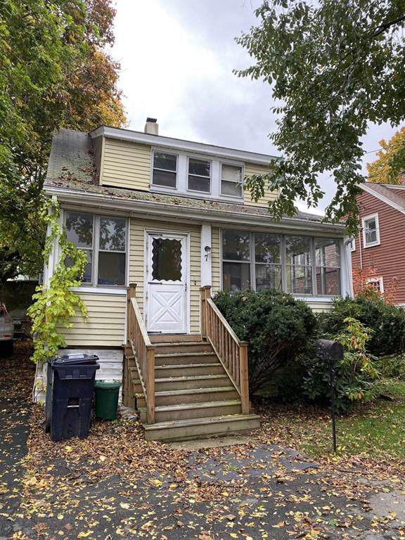 7 Chetwynd Rd #7, Cambridge, MA 02140 (MLS #72598964) :: Anytime Realty