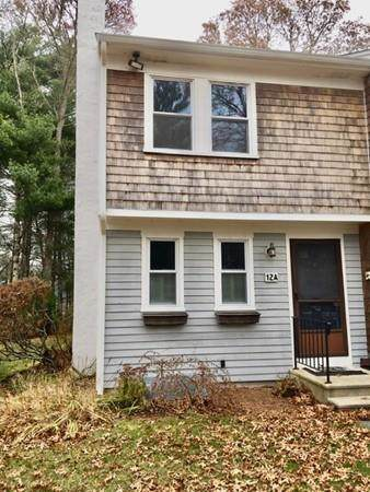 300 Falmouth Road 12A, Mashpee, MA 02649 (MLS #72599537) :: Welchman Real Estate Group