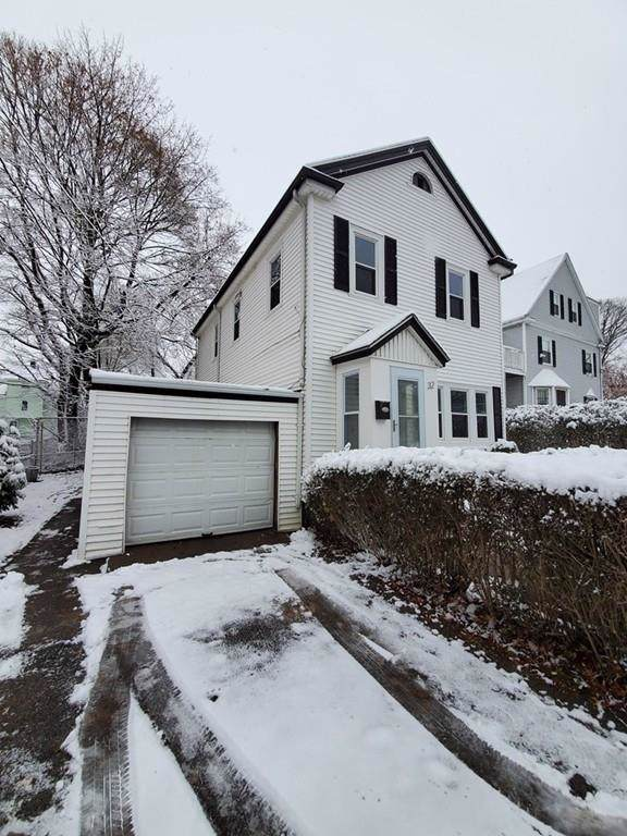 32 Calder St, Boston, MA 02124 (MLS #72600097) :: Berkshire Hathaway HomeServices Warren Residential