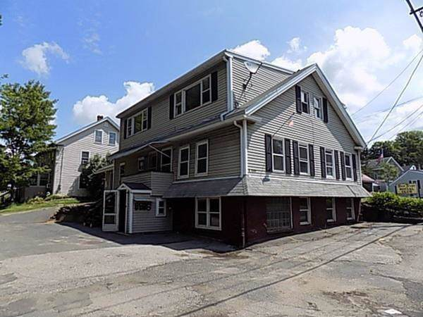 4 East St, Ware, MA 01082 (MLS #72600555) :: Driggin Realty Group