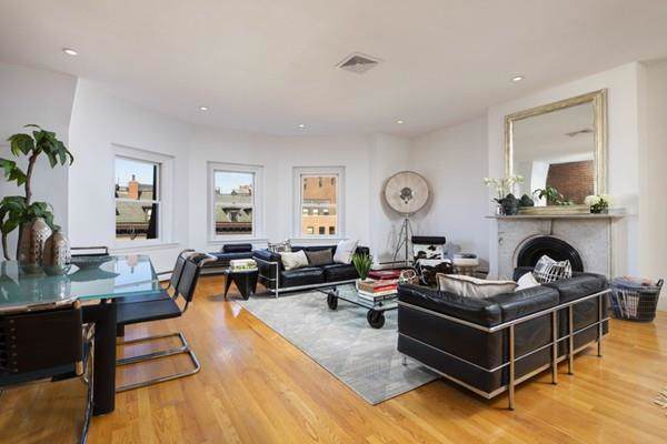 119 Beacon St Ph, Boston, MA 02116 (MLS #72600696) :: Team Tringali