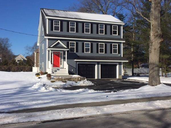 8 Carter Lane, Wilmington, MA 01887 (MLS #72602060) :: Exit Realty