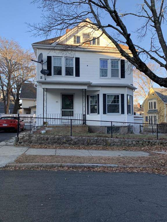 43 Willis St, New Bedford, MA 02740 (MLS #72603012) :: The Gillach Group