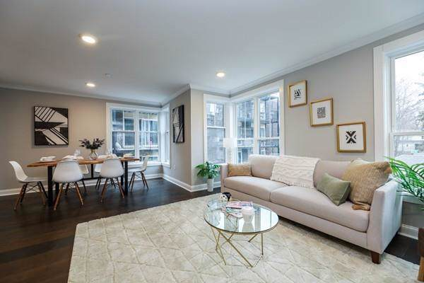 1789 Centre Street #203, Boston, MA 02132 (MLS #72603643) :: The Muncey Group
