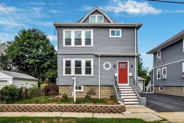 12 Sydney St #2, Medford, MA 02155 (MLS #72605156) :: Berkshire Hathaway HomeServices Warren Residential