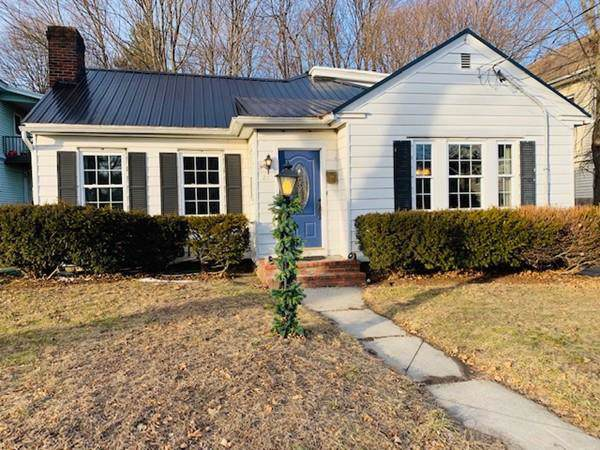 21 Lincoln Street, North Andover, MA 01845 (MLS #72606336) :: Trust Realty One