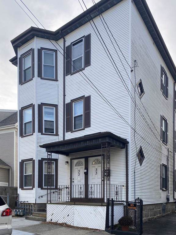 33 Viall St., New Bedford, MA 02744 (MLS #72607300) :: Revolution Realty