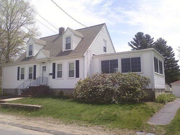 2 Second Street, Norwood, MA 02062 (MLS #72608246) :: Trust Realty One