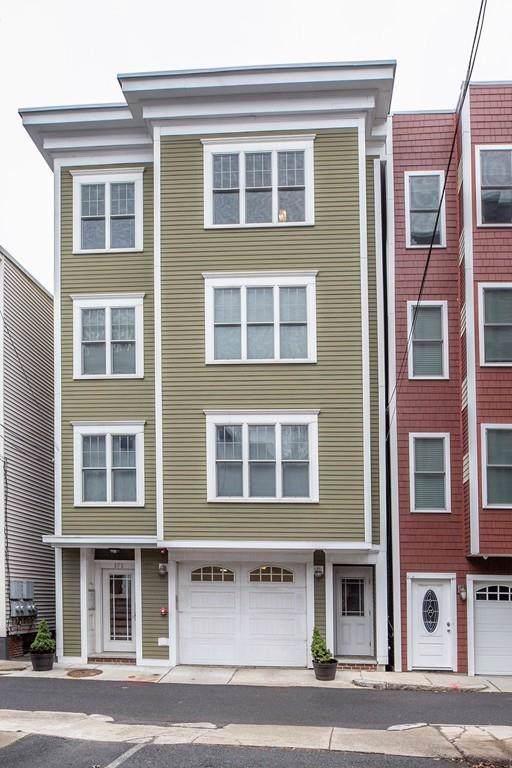 171 Bowen Street #3, Boston, MA 02127 (MLS #72608383) :: Zack Harwood Real Estate | Berkshire Hathaway HomeServices Warren Residential