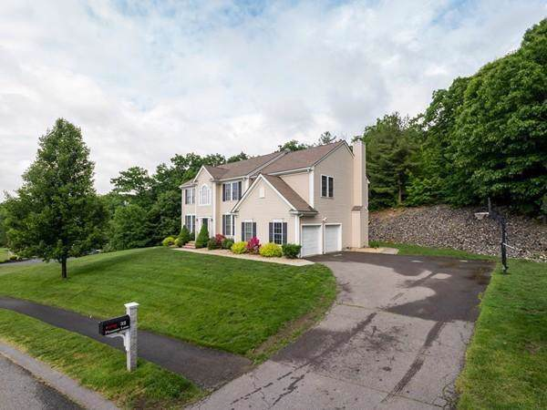 32 Pleasant Ln, Boylston, MA 01505 (MLS #72608883) :: The Duffy Home Selling Team