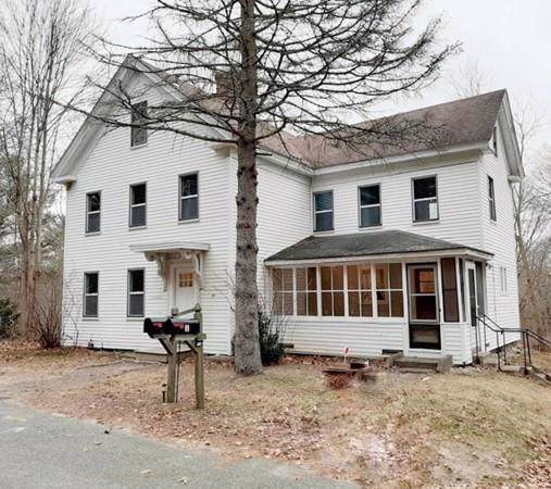 126 West Street #2, Stoughton, MA 02072 (MLS #72609338) :: Charlesgate Realty Group
