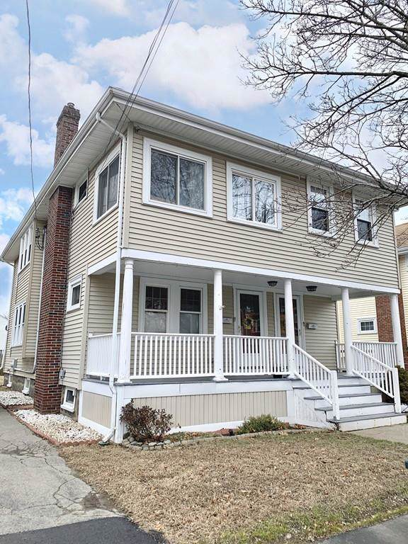 59 Taylor St #1, Quincy, MA 02170 (MLS #72609340) :: Zack Harwood Real Estate | Berkshire Hathaway HomeServices Warren Residential
