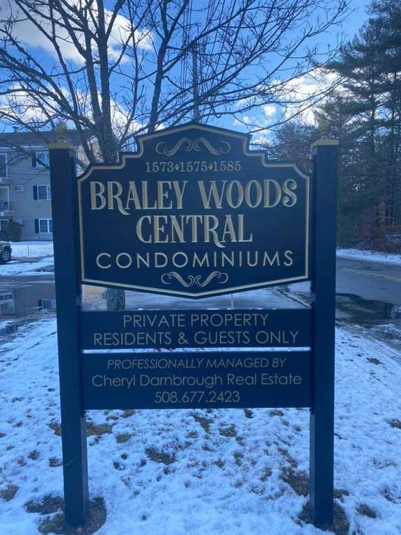 1575 Braley Rd #27, New Bedford, MA 02745 (MLS #72609566) :: RE/MAX Vantage