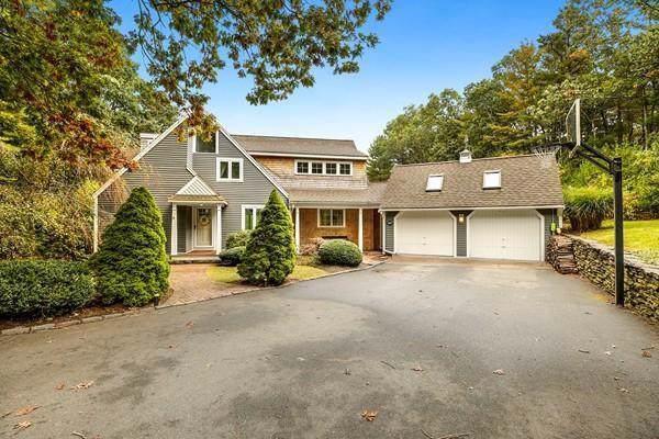 109 Evergreen St, Duxbury, MA 02332 (MLS #72609960) :: Westcott Properties