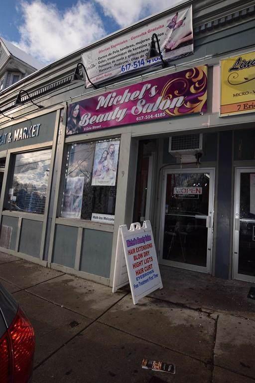 9 Erie St, Boston, MA 02121 (MLS #72609965) :: Westcott Properties