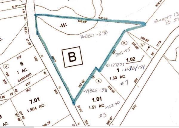 Lot 1 Campbell St, Rutland, MA 01543 (MLS #72610714) :: Spectrum Real Estate Consultants