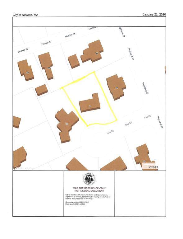 9 Inis Circle, Newton, MA 02465 (MLS #72611052) :: Conway Cityside