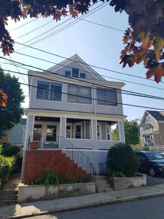 37-39 Russell Road, Somerville, MA 02144 (MLS #72611121) :: Conway Cityside