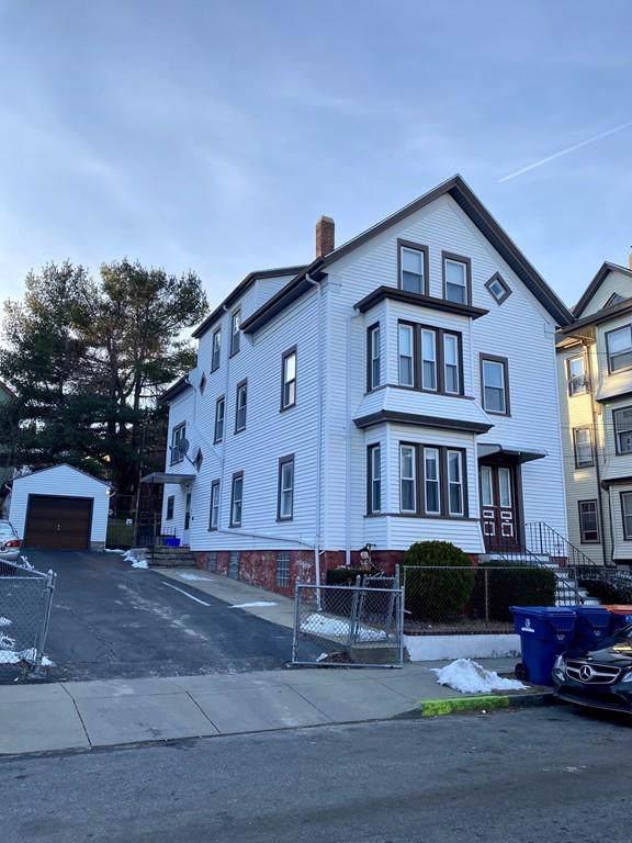 21 Reynolds St, New Bedford, MA 02740 (MLS #72611254) :: RE/MAX Vantage