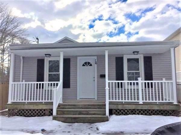 16 Pinehurst St, Dartmouth, MA 02747 (MLS #72611402) :: RE/MAX Vantage