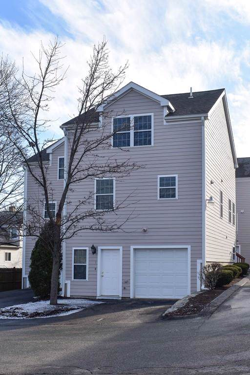 15 Young St #1, Quincy, MA 02171 (MLS #72611487) :: The Gillach Group