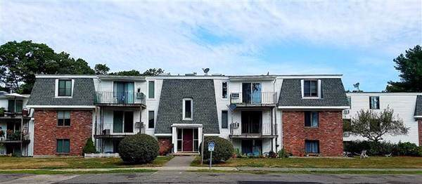 96 Main Street E-8, Foxboro, MA 02035 (MLS #72611549) :: The Gillach Group