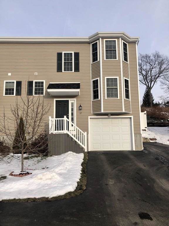 17 Bittersweet Blvd, Worcester, MA 01607 (MLS #72611623) :: The Gillach Group