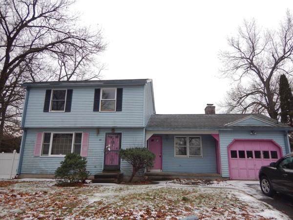 44 Pascal Drive, Springfield, MA 01119 (MLS #72611795) :: Anytime Realty