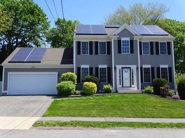 168 Francis St., New Bedford, MA 02740 (MLS #72612060) :: Maloney Properties Real Estate Brokerage