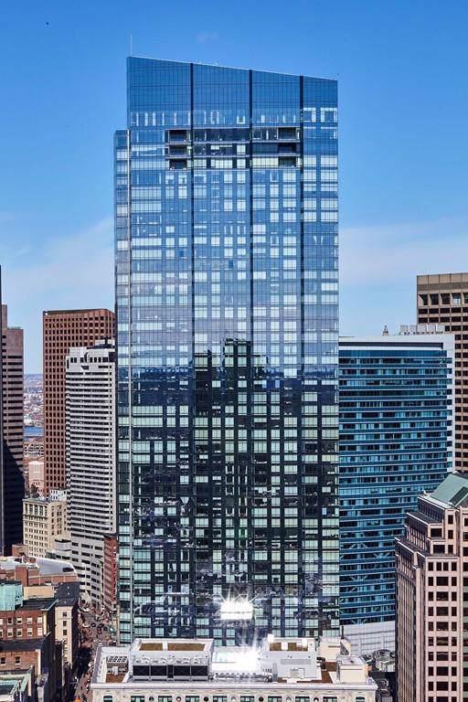 1 Franklin St #2505, Boston, MA 02110 (MLS #72612081) :: Trust Realty One