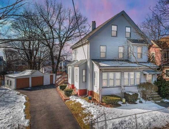 127-129 Sharon Street, Medford, MA 02155 (MLS #72612265) :: Berkshire Hathaway HomeServices Warren Residential