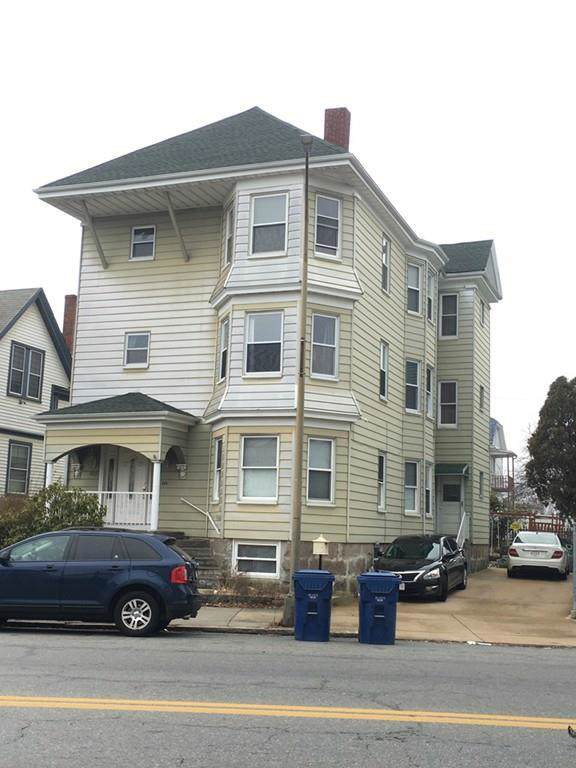 827 Brock Ave, New Bedford, MA 02744 (MLS #72612417) :: Spectrum Real Estate Consultants